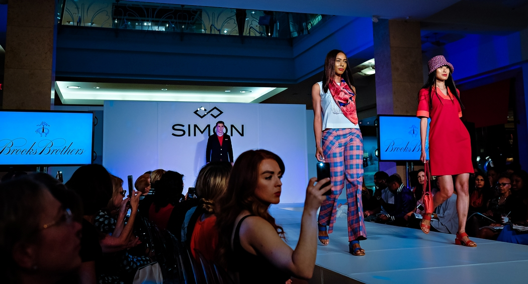 SP16 The Luxe Show #foundatsimon // Buckhead Atlanta Fashion Show by Atlanta fashion blogger Chelissima (8)