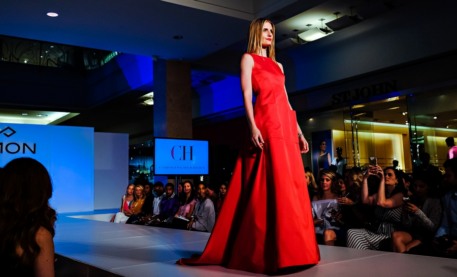 SP16 The Luxe Show #foundatsimon // Buckhead Atlanta Fashion Show by Atlanta fashion blogger Chelissima (23)