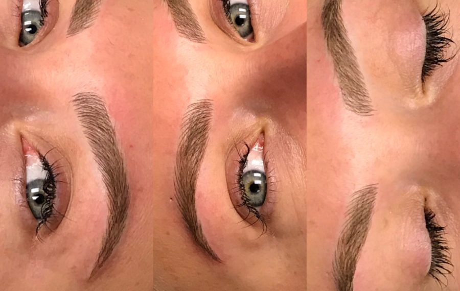How To Get Perfect Brows Every Day: Microblading Process & Before and Afters