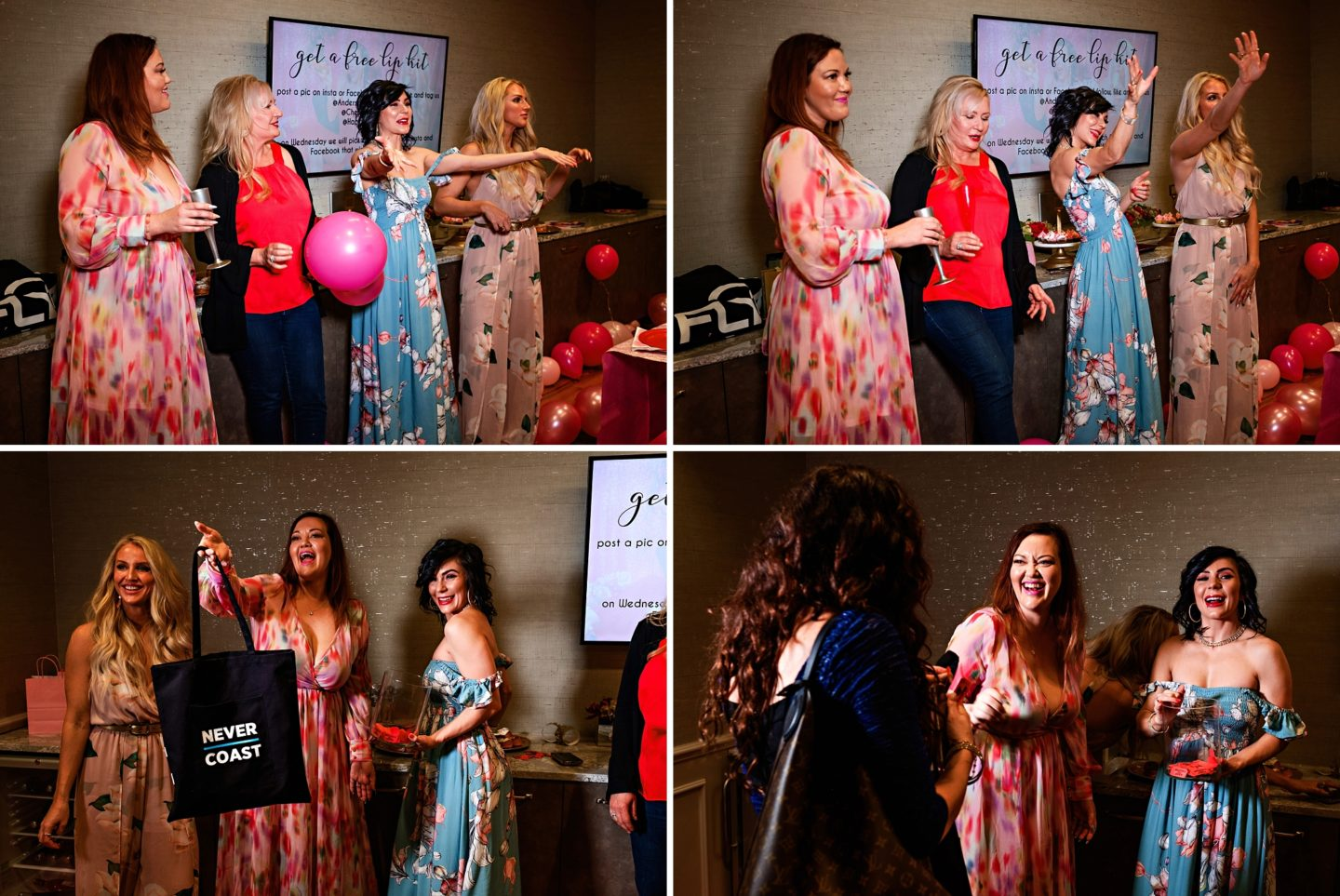 Galentines Day party at Anderson Aesthestics in Alpharetta, featured by top US life and style blogger, Chelissima