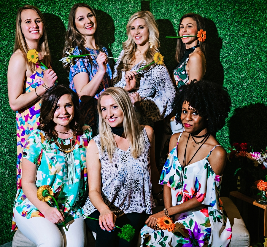 Bloom Bash // Asher by Fabrik's 2016 Spring Collection Fashion Show by Atlanta fashion blogger Chelissima (90 of 128)