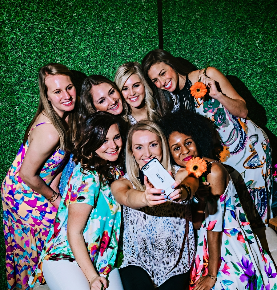 Bloom Bash // Asher by Fabrik's 2016 Spring Collection Fashion Show by Atlanta fashion blogger Chelissima (92 of 128)