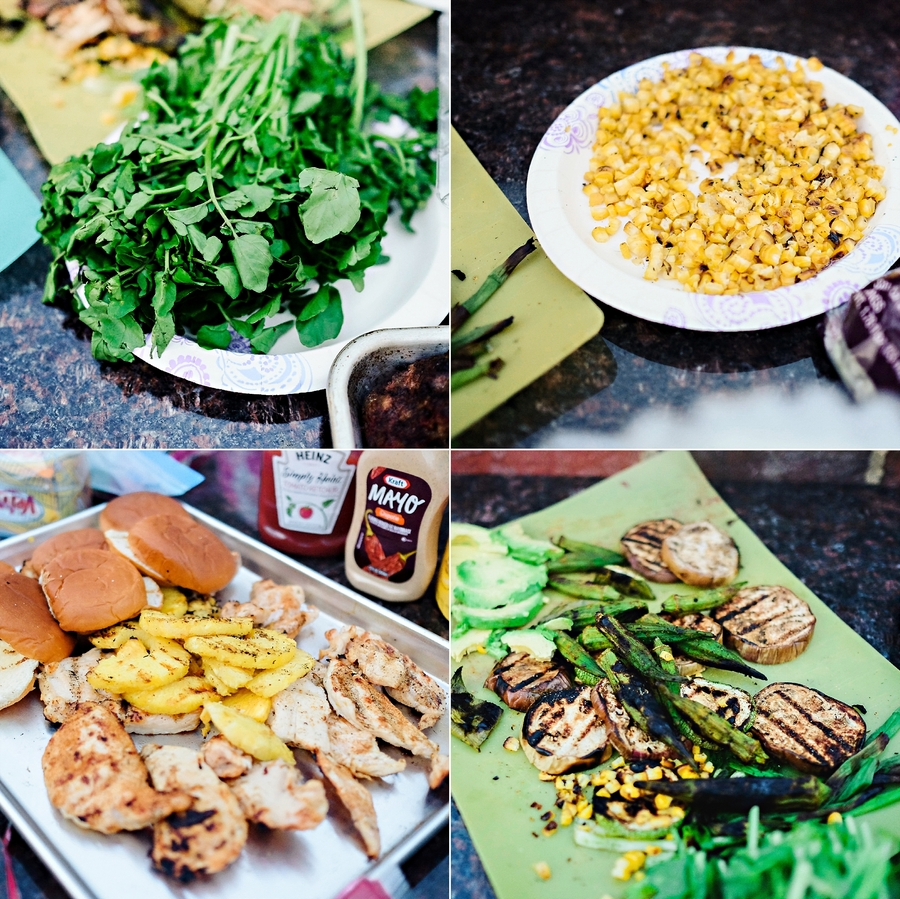 I am the Grillmaster // Memorial Day Party Poolside by Atlanta blogger Chelissima 0285 (2)