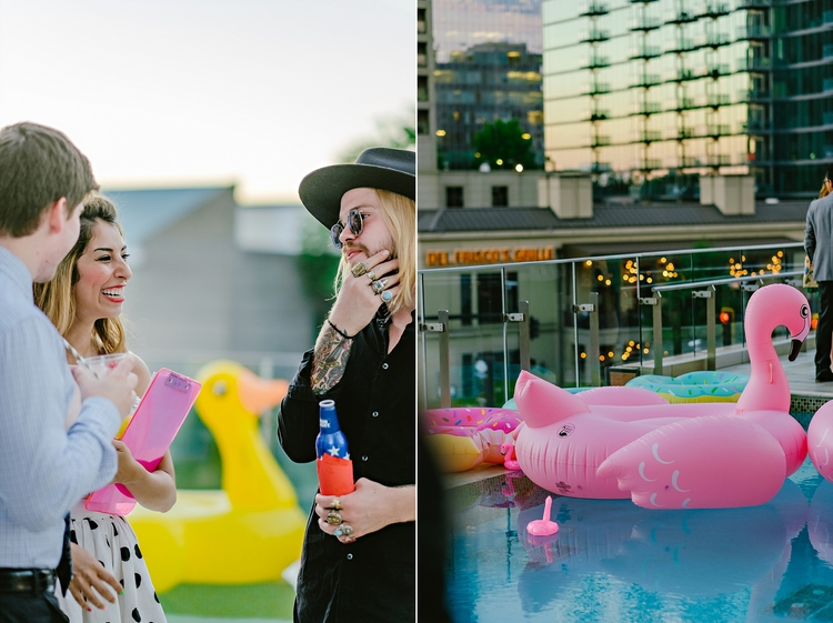 AESTIVATION // Artists Carmen Ashley Rice & Wolfdog at the W Hotel Buckhead by Atlanta blogger Chelissima